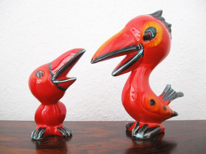 unbekannte Vögel